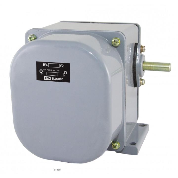 Концевой выключатель серии ВУ250 - ВУ250