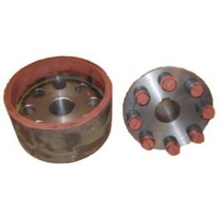 Тормозные шкивы 400/300/200 и полумуфты