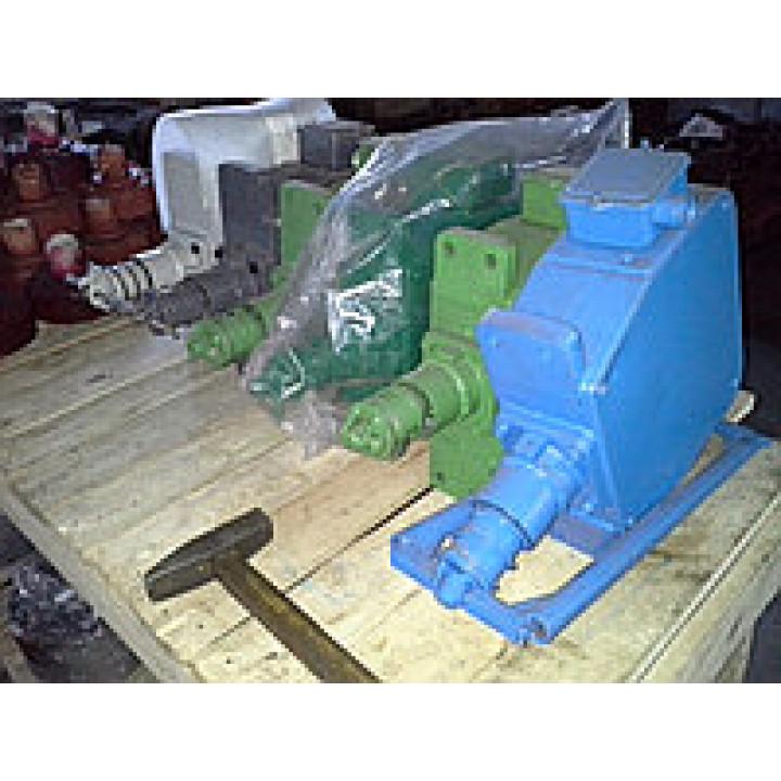 Электротолкатель тормоза подъема стрелы РДК-250 - D-4
