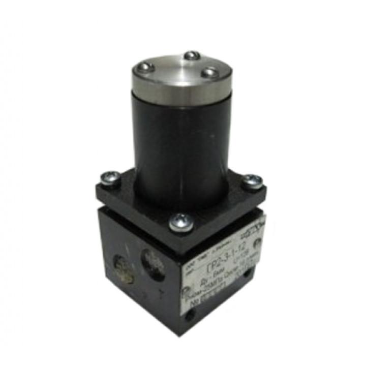Гидрораспределитель с электромагнитным управлением ГР 2-3 - ГР 2-3