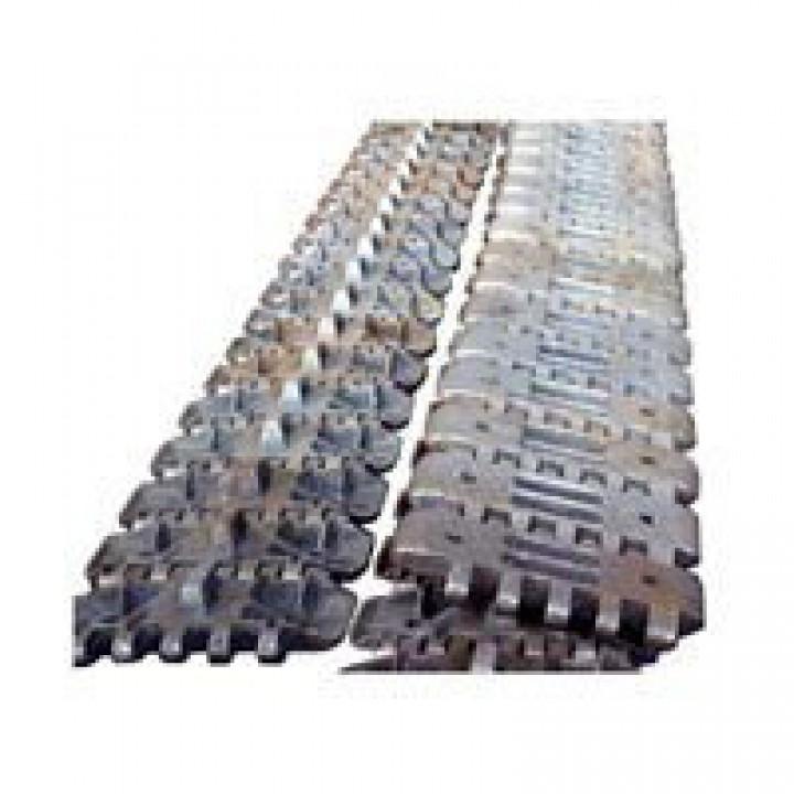 Гусеничная лента (46 траков, 92 пальца) МКГ 25 БР - 800.16.00.00