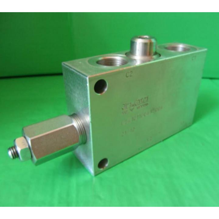Клапан тормозной VBSO-SE 05.41.01-10-04-35 - VBSO-SE 05.41.01-10-04-35