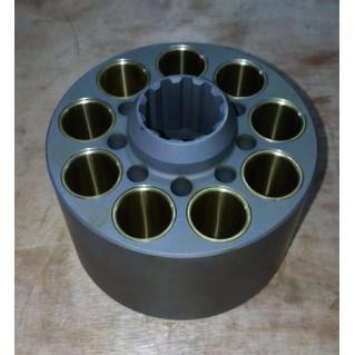 Блок цилиндров левый для гидравлического насоса K5V80