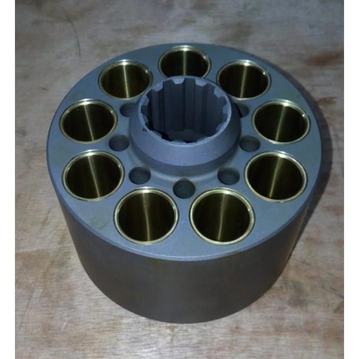 Блок цилиндров левый для гидравлического насоса K5V80 -