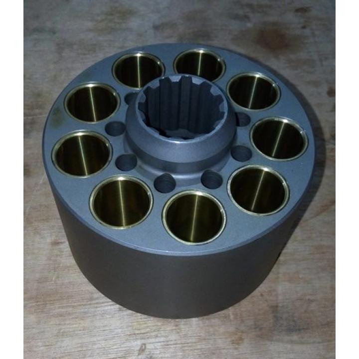 Блок цилиндров правый для гидравлического насоса K5V80 -