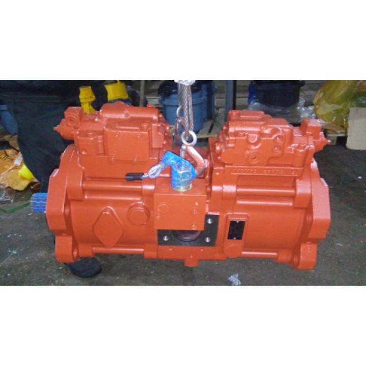 Гидравлический насос на экскаватор Case CX240 -