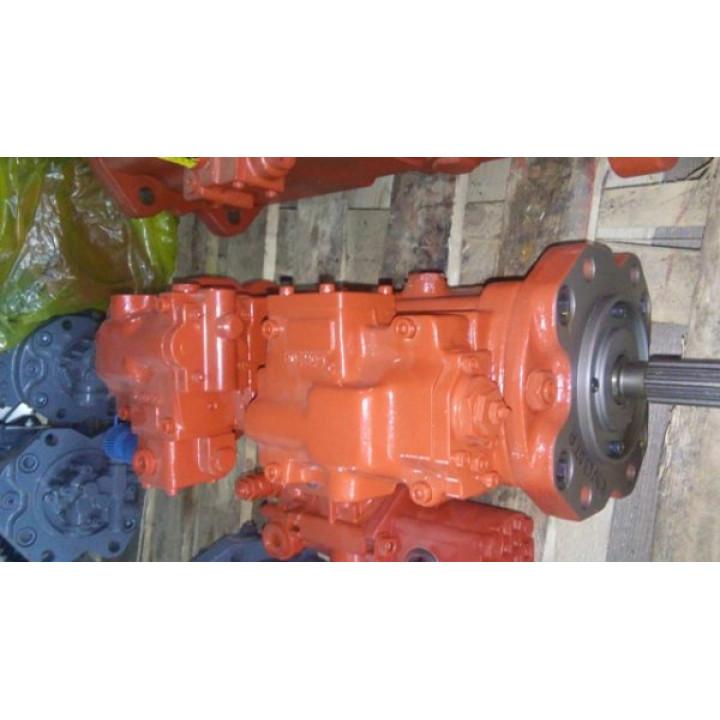 Гидравлический насос на экскаватор Hyundai R140W-7 (31N4-15040) -