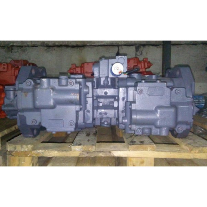 Гидравлический насос на экскаватор Hyundai R250LC-7 (31N7-10011) -