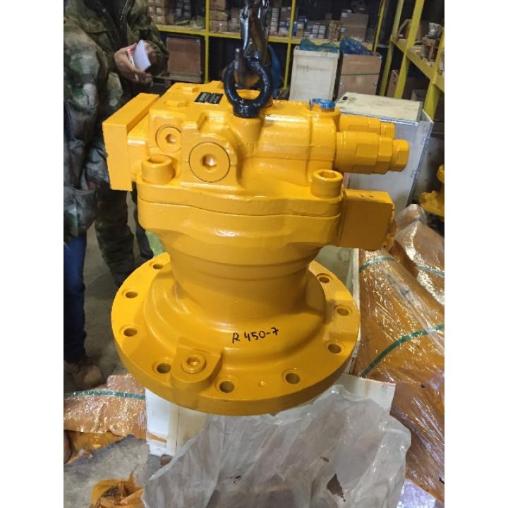 Гидромотор поворота HYUNDAI R450-7 -