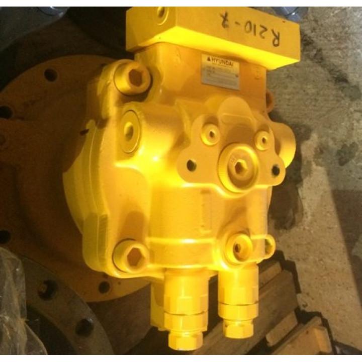 Гидромотор редуктора поворота Hyundai R210-7 -