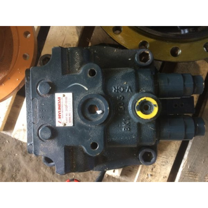 Гидромотор редуктора поворота Hyundai R320-9 -