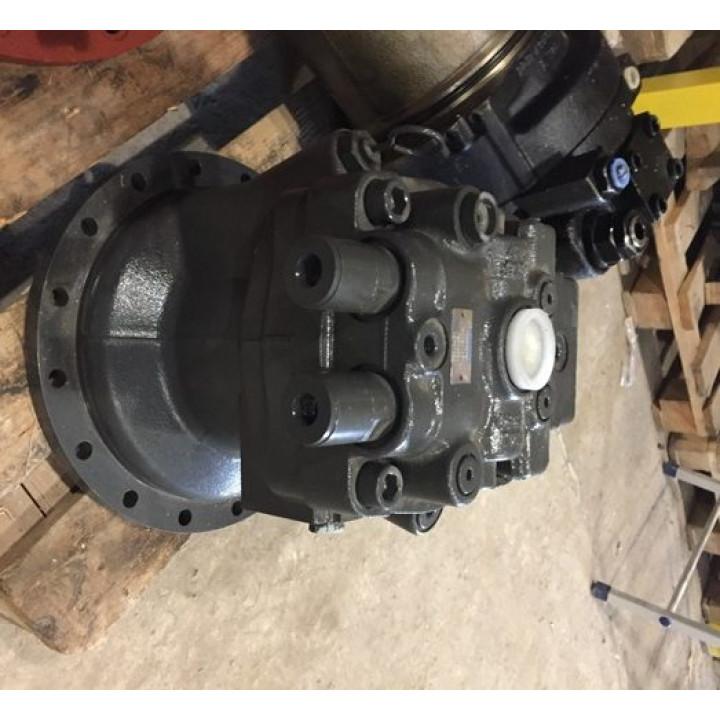Гидромотор редуктора поворота JCB220 -