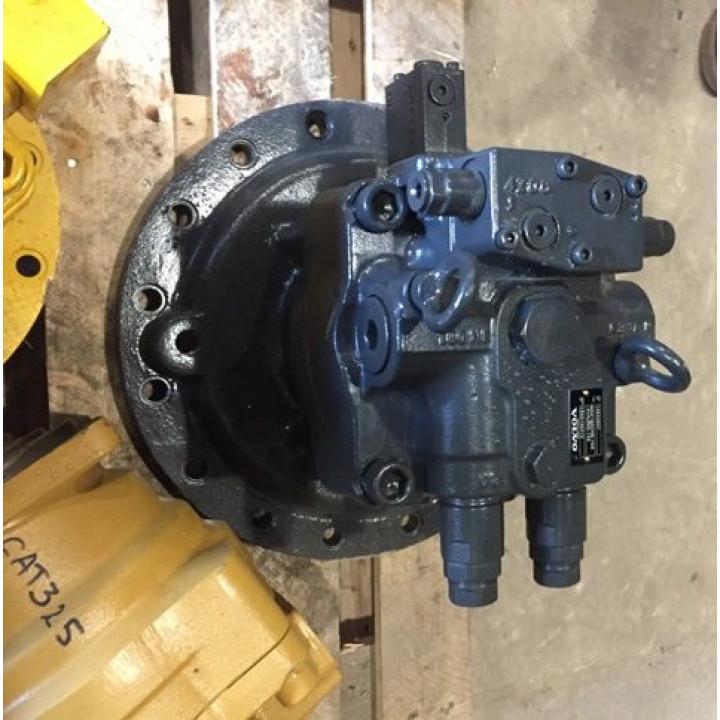 Гидромотор редуктора поворота Volvo EC240 -