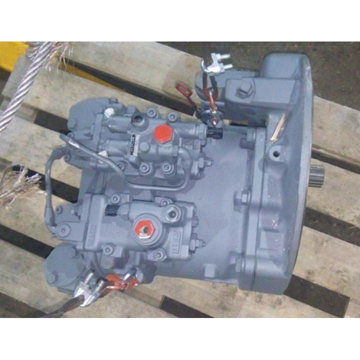 Насос гидравлический Hitachi ZX200-3 с редуктором -