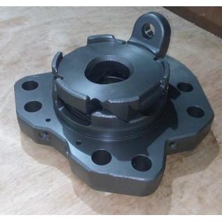 Поворотная плита и суппорт для гидравлического насоса K5V140