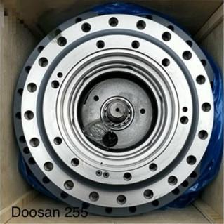 Редуктор хода Doosan DX255 без мотора