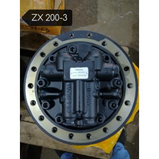 Редуктор хода Hitachi ZX 200-3 с мотором
