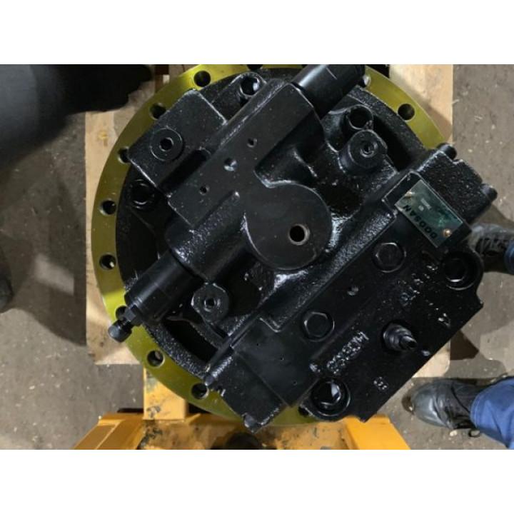 Редуктор хода Hyundai R290LC-9 с мотором -