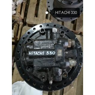 Редуктор хода с мотором Hitachi ZX330