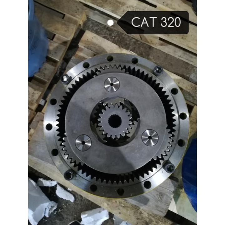 Редуктор поворота CAT320 -