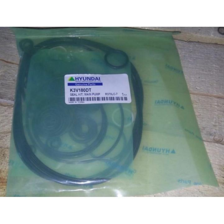 Уплотнения для гидравлического насоса K3V180 -