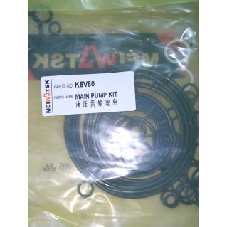 Уплотнения для гидравлического насоса K5V80