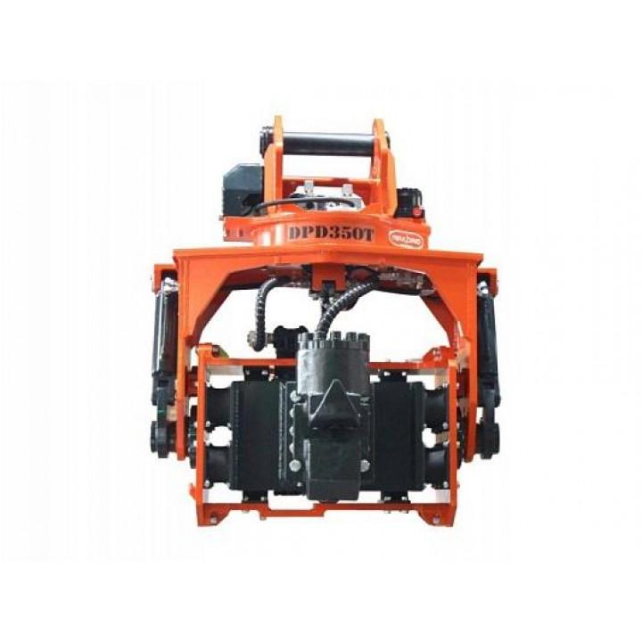 Вибропогружатель Daedong DPD350Т -