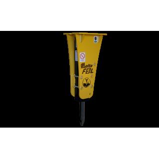 Гидромолот Delta F-5L для минипогрузчиков