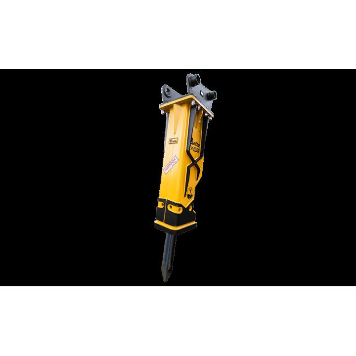Гидромолот Delta FX-35S -