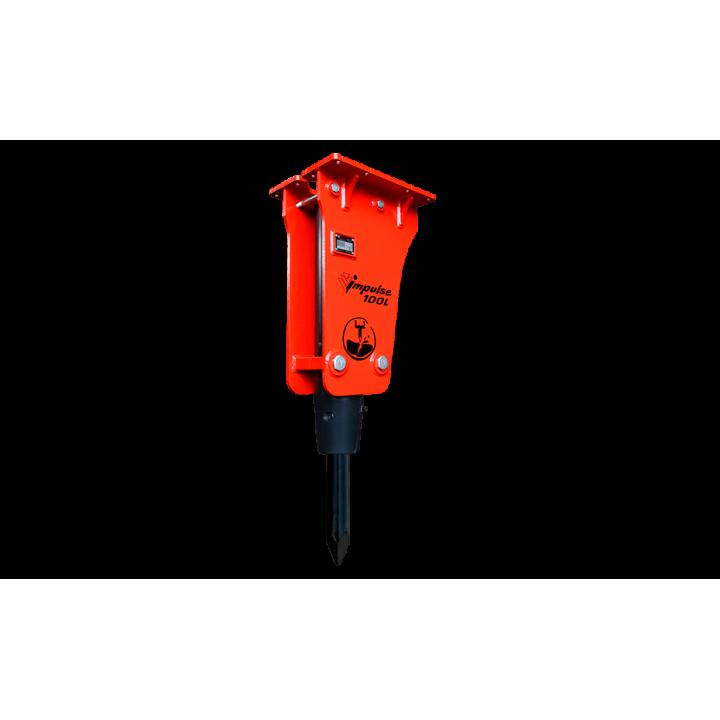 Гидромолот Impulse 100L Classic для минипогрузчиков -